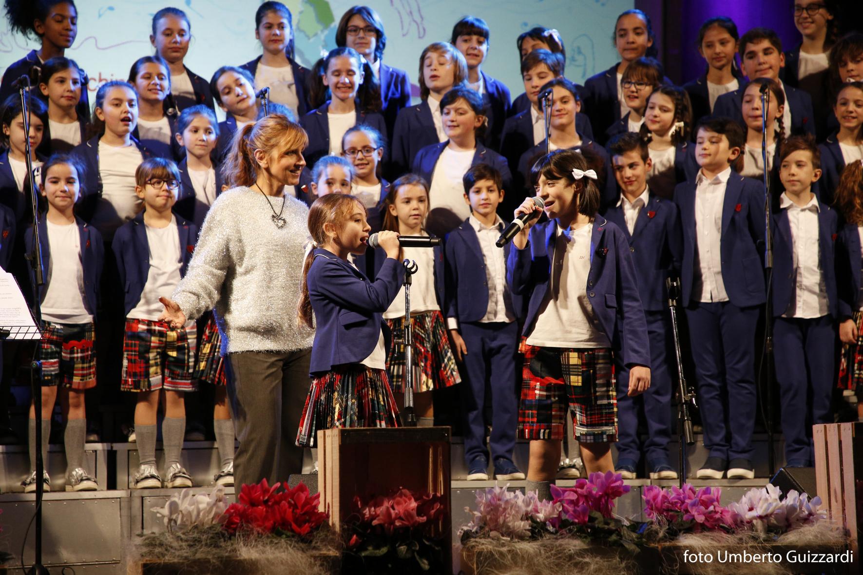 Il Piccolo Coro in concerto a Valeggio sul Mincio