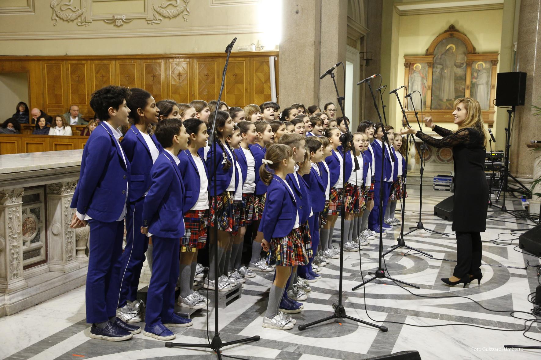 Il Piccolo Coro in concerto a Reggio Emilia