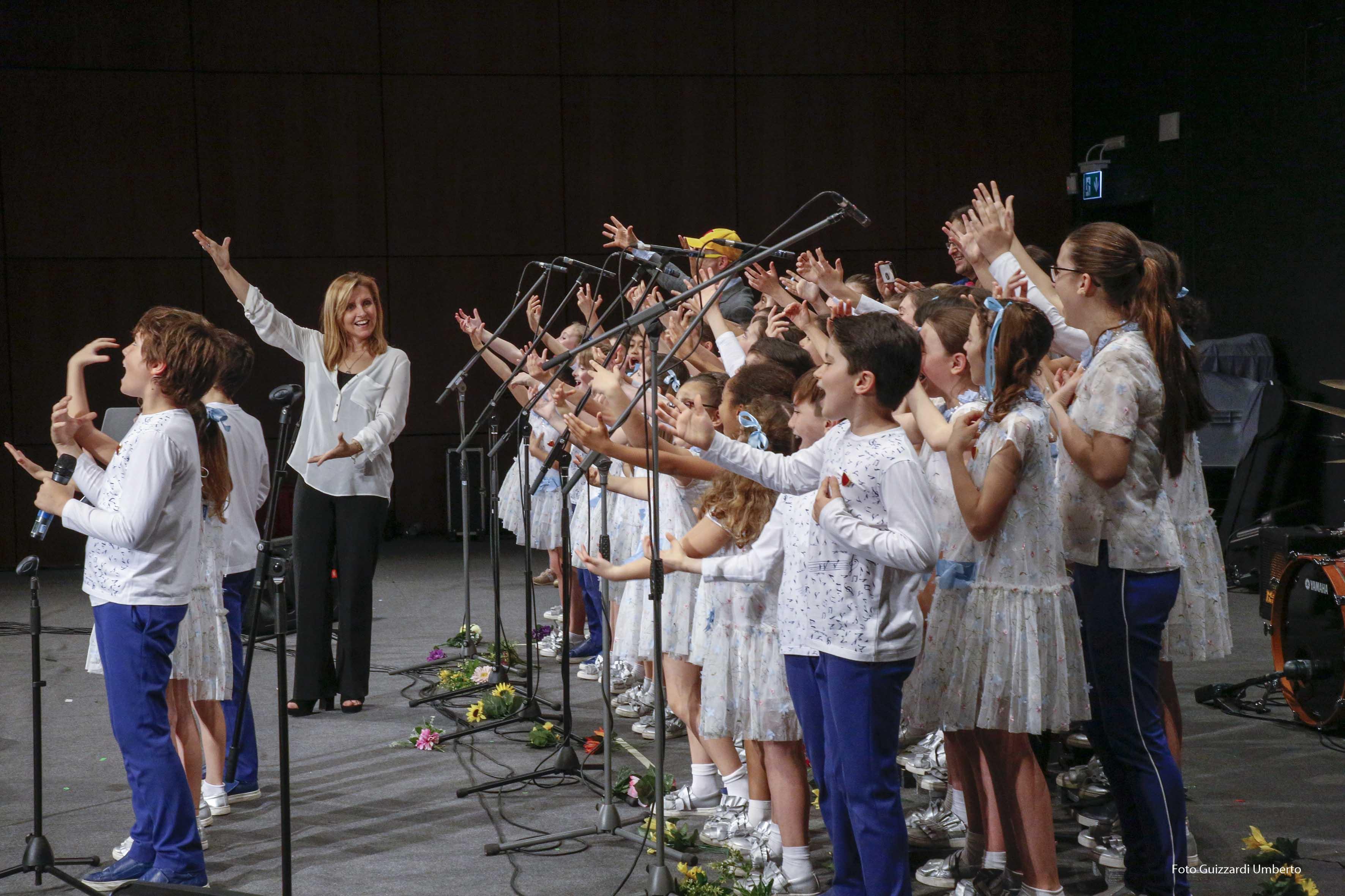 Il Piccolo Coro in concerto a Genova per MSC Crociere