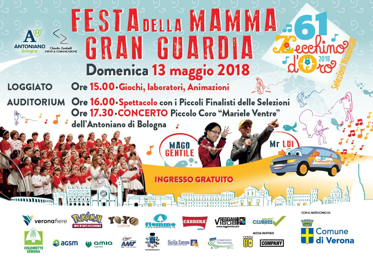 Festa della Mamma<br>a Verona col Piccolo Coro