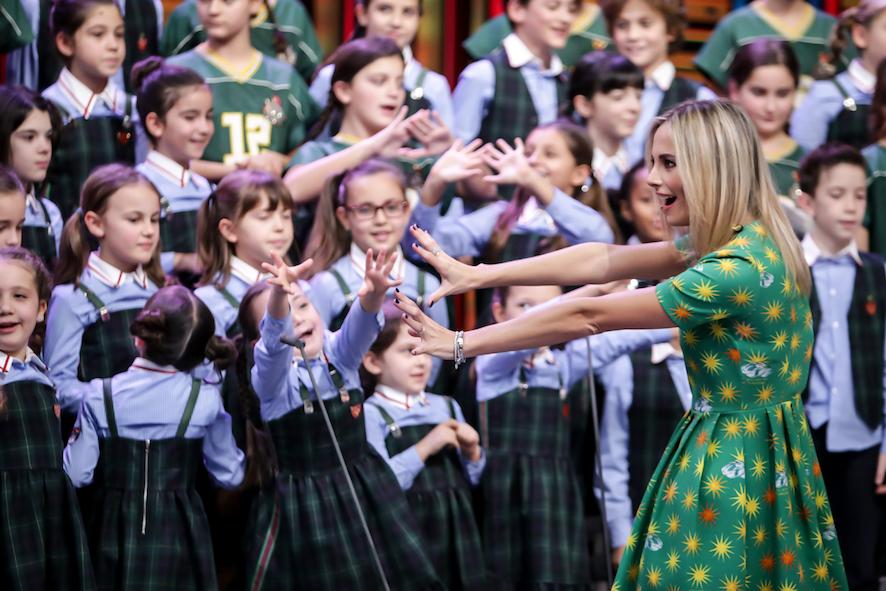 2018 Francesca Fialdini e il Piccolo Coro