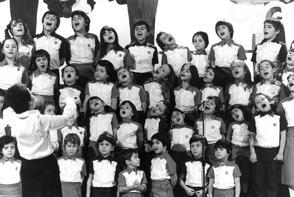 1976 Zecchino d'Oro Mariele Ventre