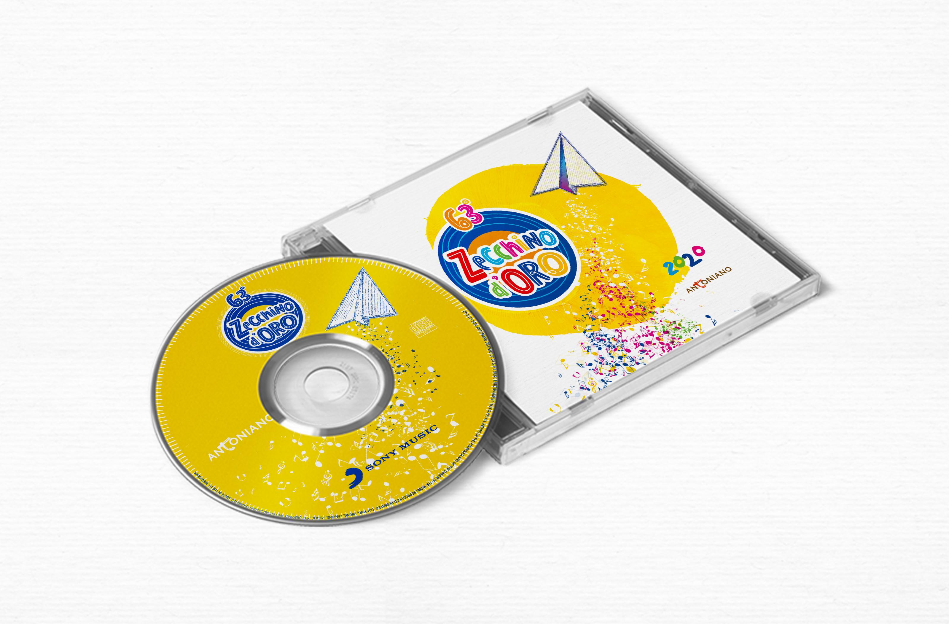 2020 Zecchino 63 CD